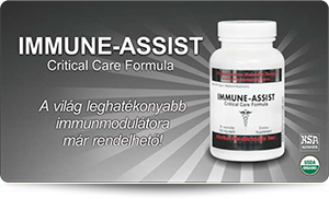 Immune Assist - Critical care formula